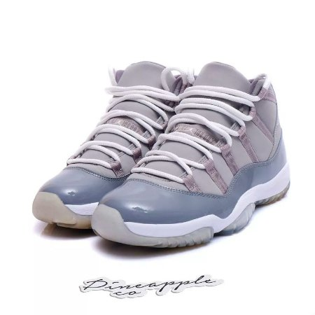 "Nike Air Jordan 11 Retro ""Cool Grey"" (2010)"