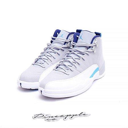 "Nike Air Jordan 12 Retro ""University Grey"" -USADO-"