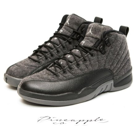"Nike AIr Jordan 12 Retro ""Wool"""