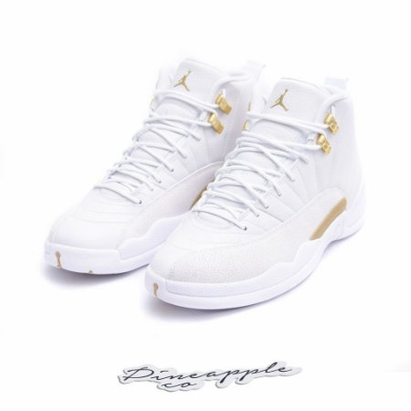 "Nike Air Jordan 12 Retro x OVO ""White"""