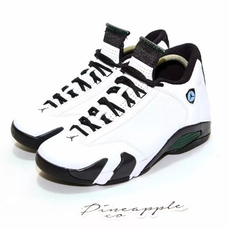 "Nike Air Jordan 14 Retro ""Oxizided Green"""