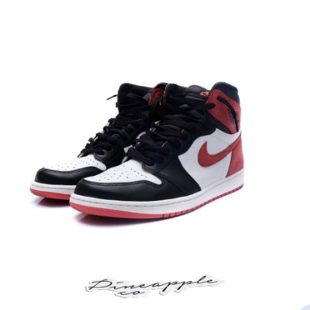 "Nike Air Jordan 1 Retro Best Hand in the Game ""Track Red"""