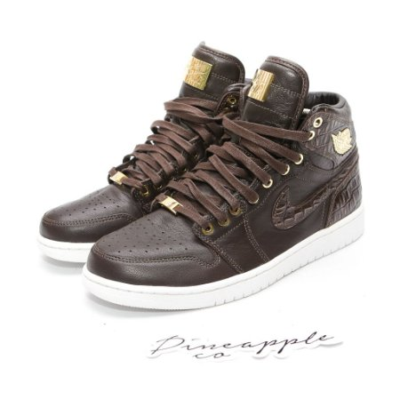 "Nike Air Jordan 1 Retro Pinnacle ""Baroque Brown"""