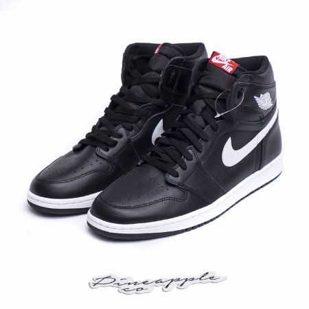 "Nike Air Jordan 1 Retro Yin Yang ""Black"" -NOVO-"
