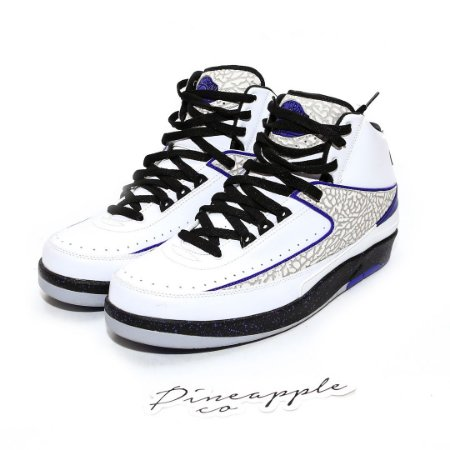 "Nike Air Jordan 2 Retro ""Dark Concord"""