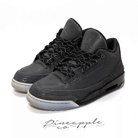 "Nike Air Jordan 3 Retro 5Lab3 ""Black"""