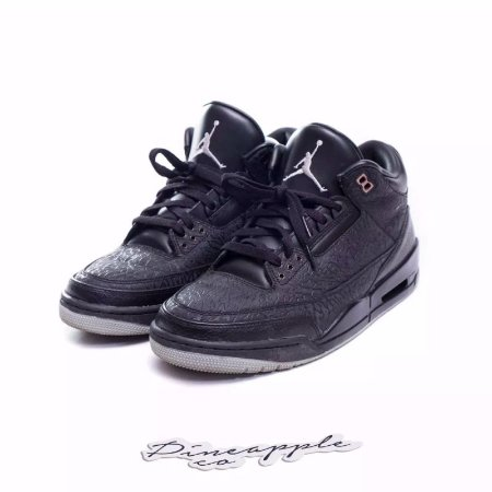 "Nike Air Jordan 3 Retro ""Black Flip"""