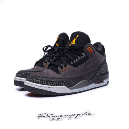 "Nike Air Jordan 3 Retro ""Fear Pack"""