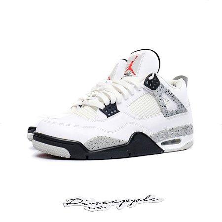"Nike Air Jordan 4 Retro ""White Cement"" (2016)"