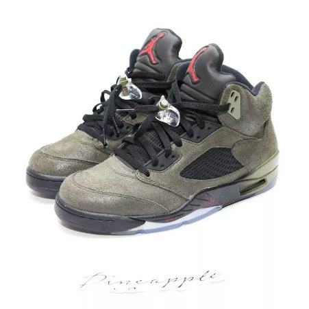 "Nike Air Jordan 5 Retro ""Fear Pack"""