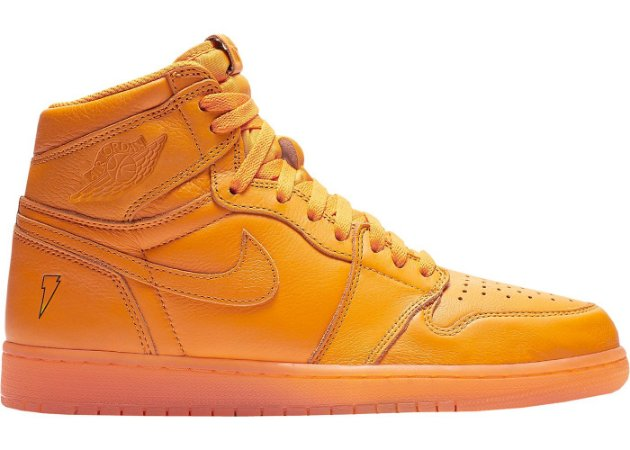 "ENCOMENDA - Nike air Jordan 1 Retro High Gatorade ""Orange Peel"""