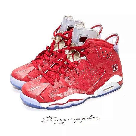 """Nike Air Jordan 6 Retro """"Slam Dunk"""""""