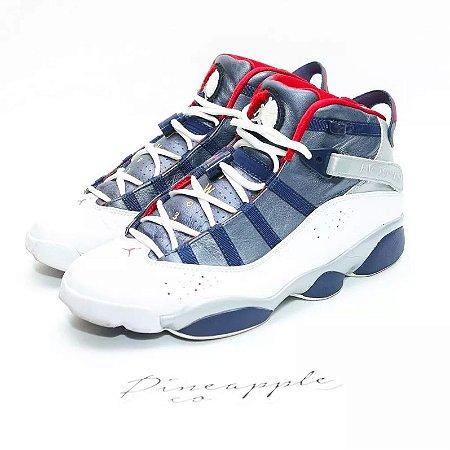 """Nike Air Jordan Six Rings """"Olympics"""""""