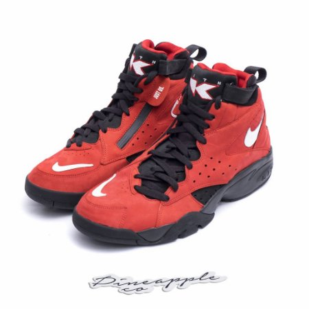 "Nike Air Maestro 2 High x KITH ""Red"""
