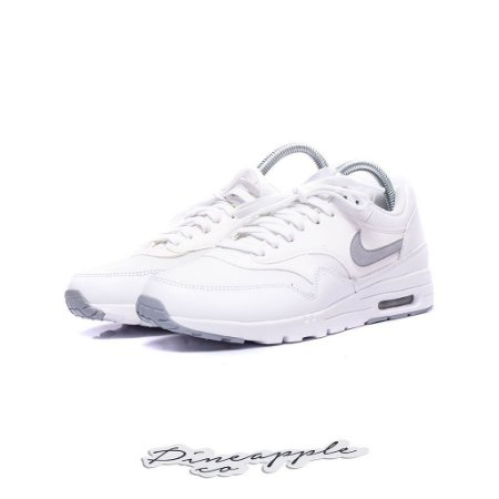 "Nike Air Max 1 Essential ""White/Pure Platinum"""
