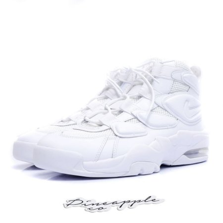 "Nike Air Max 2 Uptempo 94 ""Triple White"""