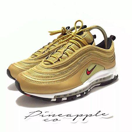 """Nike Air Max 97 OG """"Gold Bullet"""" -NOVO-"""