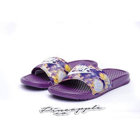 "Nike - Chinelo Benassi JDI Print ""Purple"""