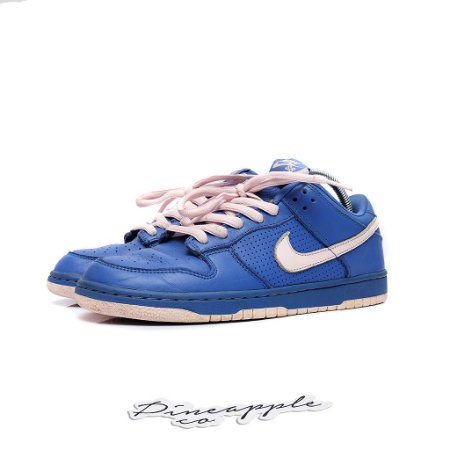 "Nike SB Dunk Low Varsity ""Blue/Pink Ice"""