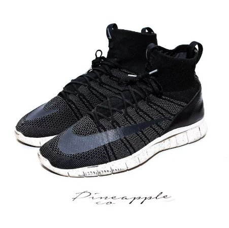 "Nike Free Mercurial Superfly HTM ""Black"" -USADO-"