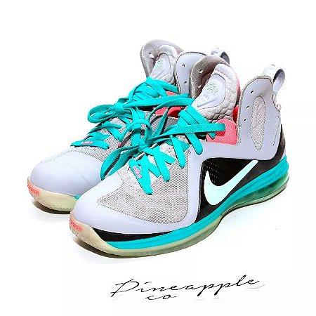 """Nike LeBron 9 PS Elite """"South Beach/Miami Vice"""""""
