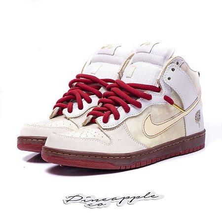 "Nike SB Dunk High Brazil Custom Series 02 ""Fabio Cristiano"""