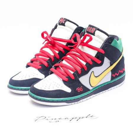 "Nike SB Dunk High Premium ""McRad"""