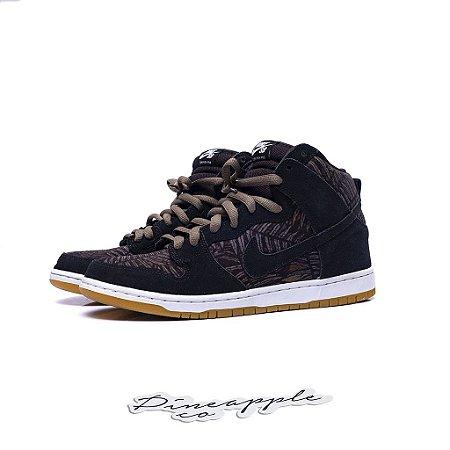 "Nike SB Dunk High Pro ""Rainforest"""