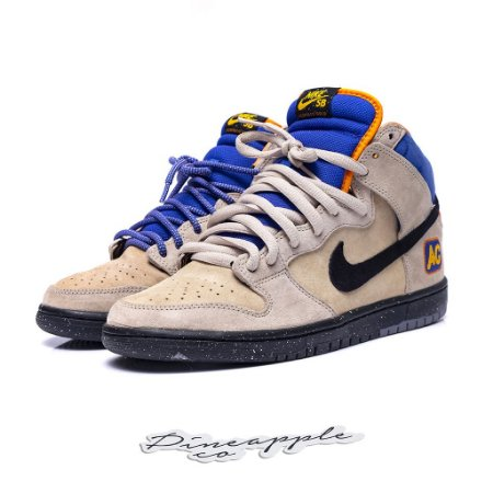 "Nike SB Dunk High x Acapulco Gold ""MOWABB"""