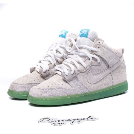 "Nike SB Dunk High x BaoHaus ""Chairman Bao"""