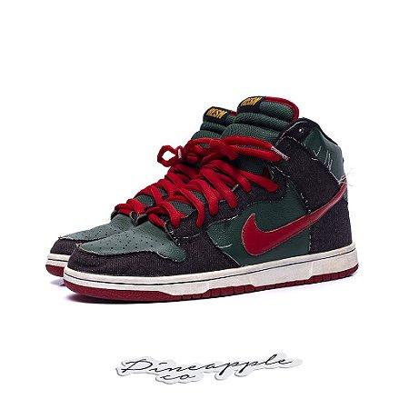 """Nike SB Dunk High x RESN """"Gucci"""""""