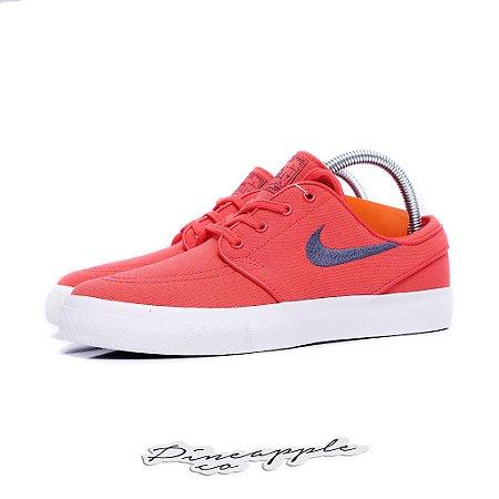 "Nike SB Zoom Stefan Janoski Canvas ""Track Red"""