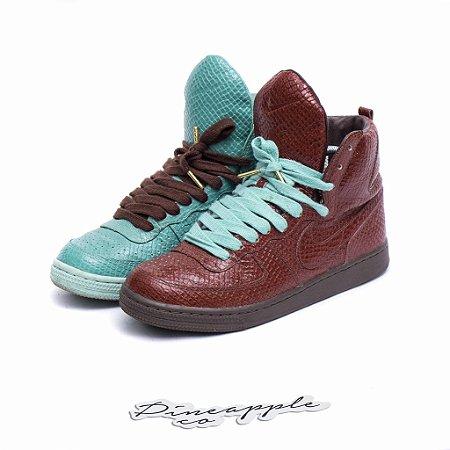 "Nike Terminator High QK x Swagger ""Chocolate Mint"""