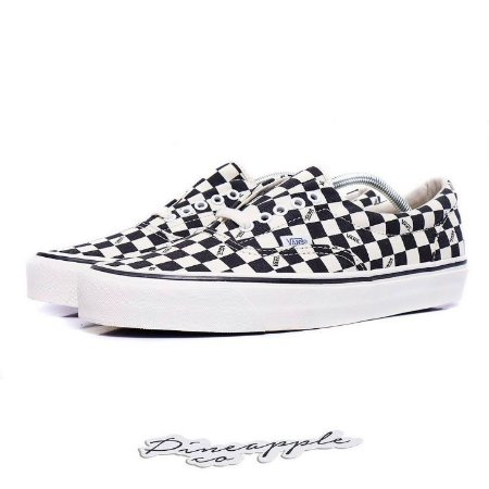 "Vans Vault OG Era LX Checkerboard ""White/Black"""