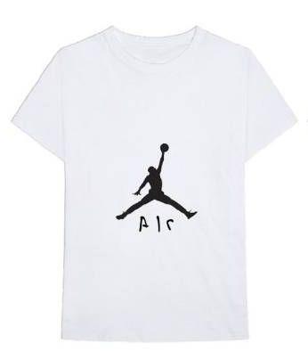 "NIKE - Camiseta Travis Scott Jumpman ""White"""