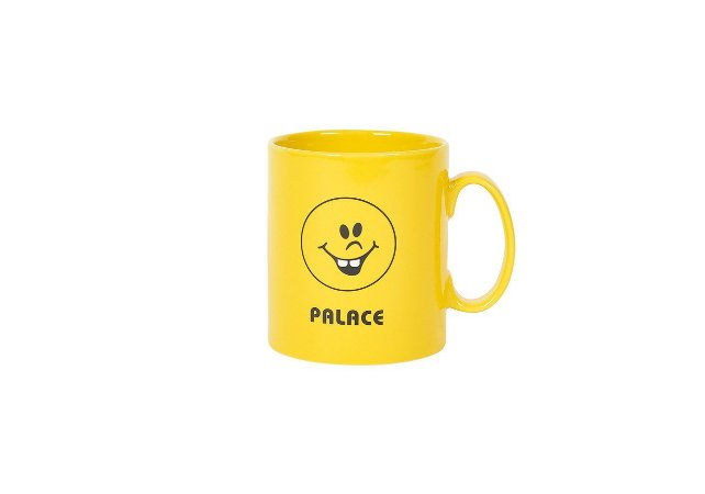 PALACE - Caneca Smiley Mug