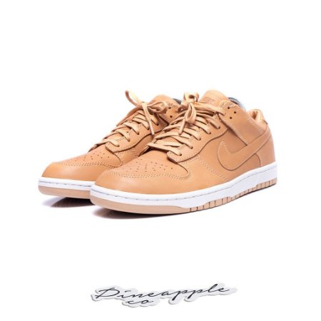 "Nike Dunk Low Lux ""Vachetta Tan"""