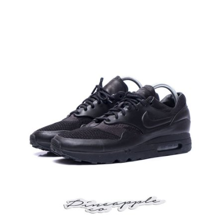 "Nike Air Max 1 Flyknit Royal x Arthur Huang ""Black/Anthracite"""