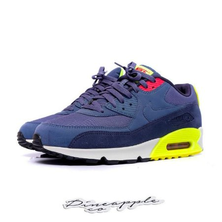 "Nike Air Max 90 Essential ""New Slate/Volt"""