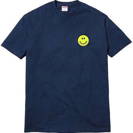 """SUPREME - Camiseta Whatever """"Navy"""""""