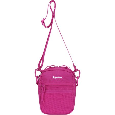"SUPREME - Bolsa Shoulder Small Bag SS17 ""Pink"""