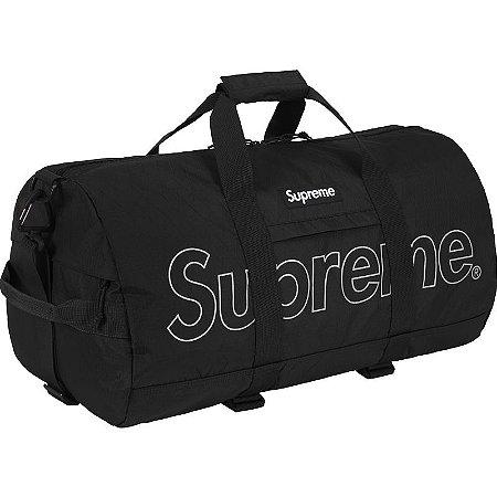 "SUPREME - Mala Duffle FW18 ""Black"""
