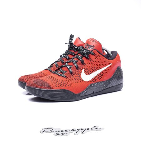 "Nike Kobe 9 Elite Low ""University Red"""