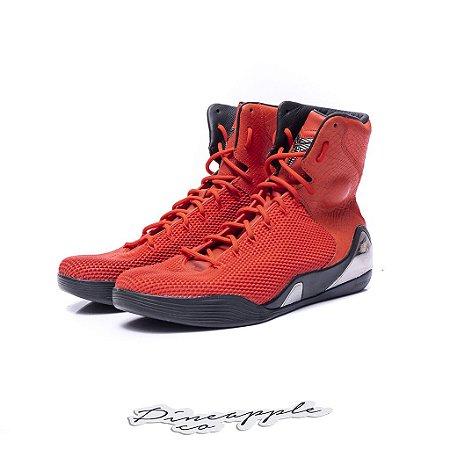 "Nike Kobe 9 High KRM EXT ""Red Mamba"""