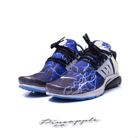 "Nike Air Presto ""Lightning"" -USADO-"