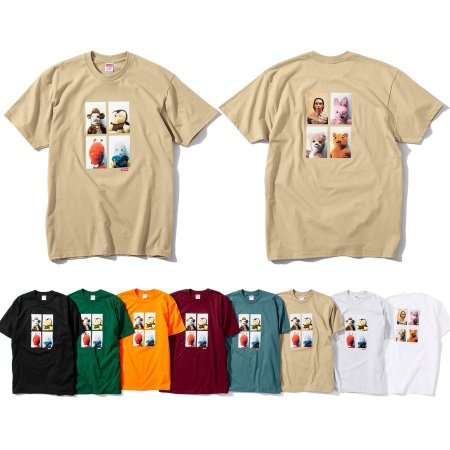 ENCOMENDA - Supreme x Mike Kelley - Camiseta Ahh Youth