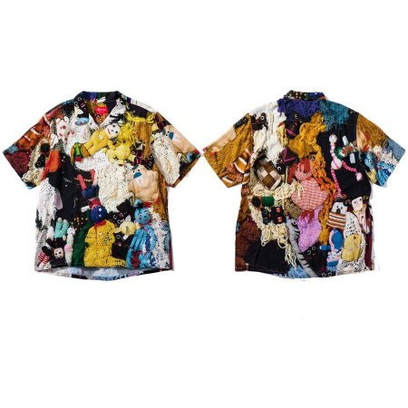ENCOMENDA - Supreme x Mike Kelley - Camisa Love Hours