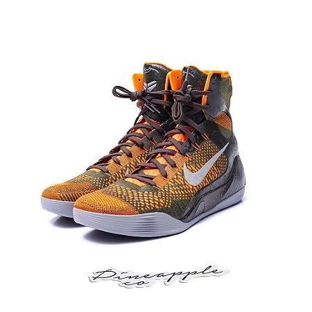 """Nike Kobe 9 Elite """"Sequoia"""""""