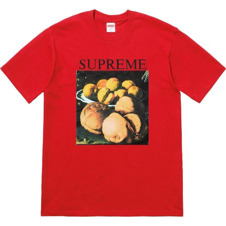 "SUPREME - Camiseta Still Life ""Red"""