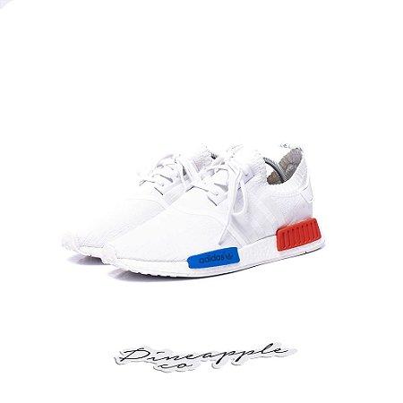 """adidas NMD R1 PK OG """"White"""" -USADO-"""